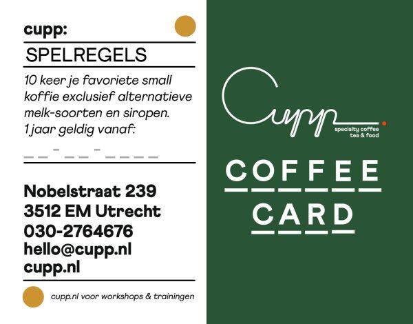 img2Cupp koffiekaart