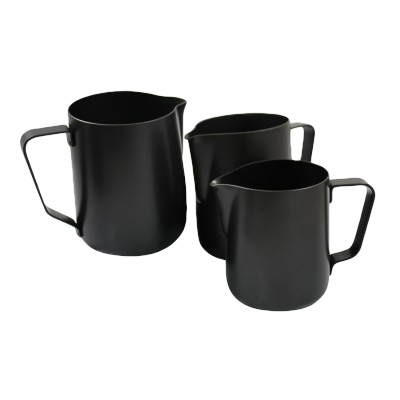 img2Rhinowares - Black Milk Pitcher 360ml