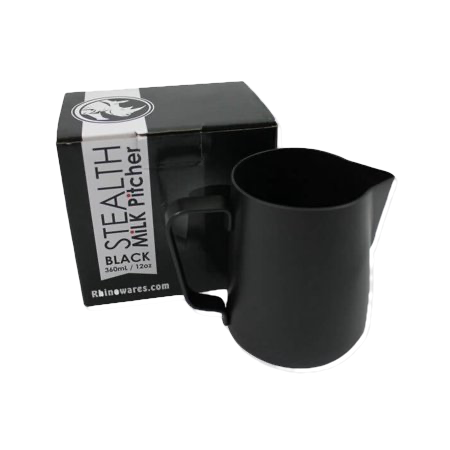img3Rhinowares - Black Milk Pitcher 600ml