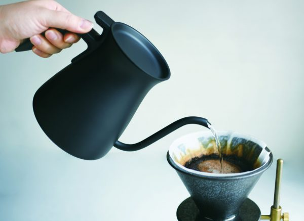 img2Pour Over Kettle zwart 900ml